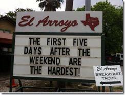 Texas Weekend